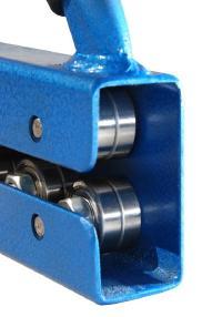 Blechbearbeitungsmaschine - Sonstige Glattwalzmaschine (Handfalsmaschine) 0,5 mm