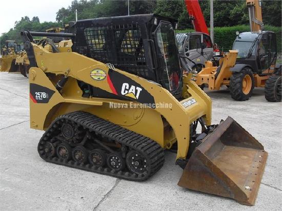 Caterpillar 257B3