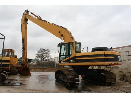 Caterpillar 330B Longreach