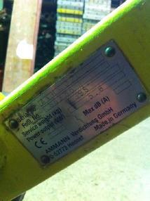 Вибрационна плоча - Ammann AVH 4020 / HATZ-Diesel