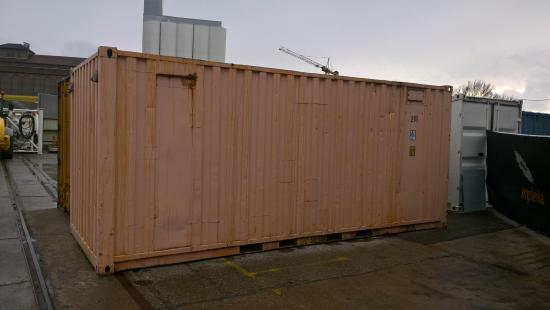 20' Materialcontainer/ Magazincontaine[X310009003]