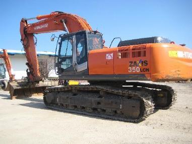 Excavadora de cadenas - Hitachi ZX350LCN-3