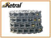 Komatsu D61 D65 Track Chain Sprocket Undercarriage