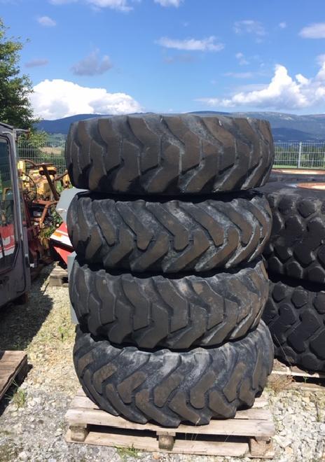 Firestone 15,5-25  ,  4 Stück