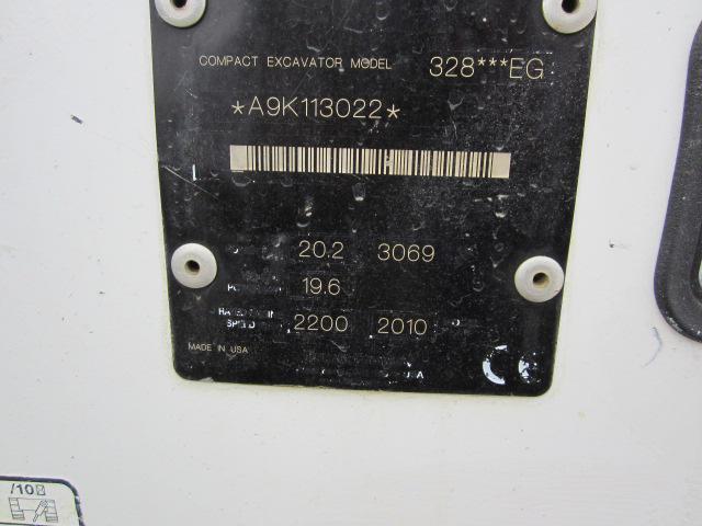 Minikoparka - Bobcat 328