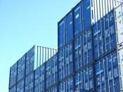 Containex Seecontainer 20' ONE WAY - nur ein Einsatz!