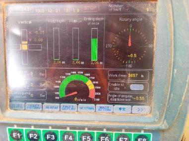 Verticaal boorwerktuig  - XCMG XR280D Rotary Drilling Rig