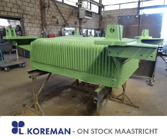 Krupp Electro Magnetic Block.