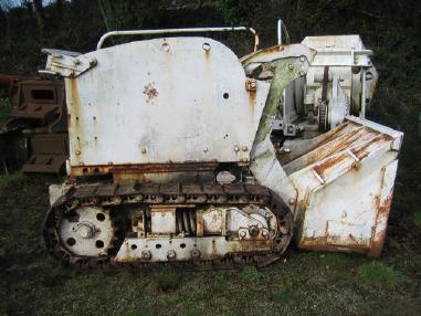 Maszyna do budowy tuneli - Pozostałe Eimco 622 Rocker Shovel