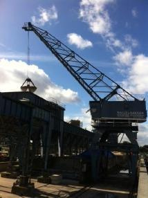 Container crane - NKM Noel NKM / Figee 6T x 16m