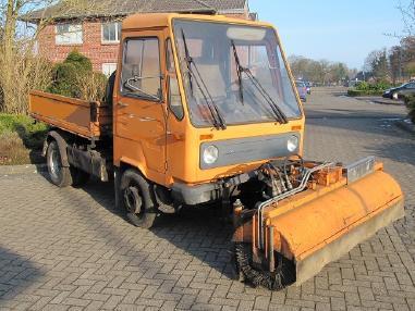 Multicar - Multicar M26