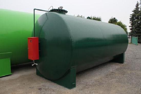 Flüssigdüngertank AHL Tankanlage Düngelager 30.000 Liter