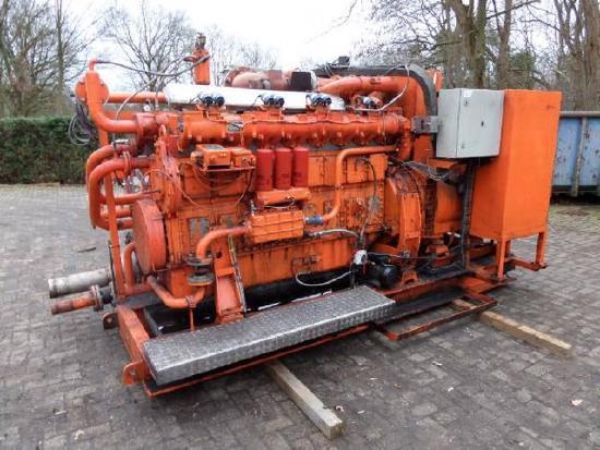 Waukesha GAS Generator H24GLD