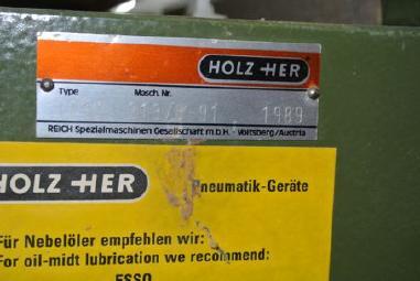 Liimaus - Holz-Her Express1437