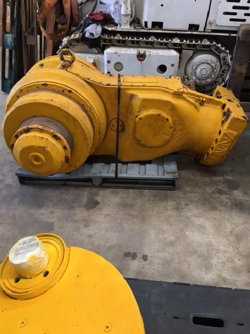Roadheader ALPINE SANDVIK AM75 SPARES