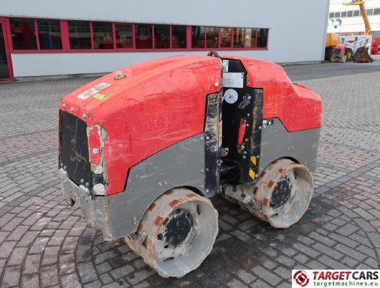 Ammann-Rammax 1575 Trench Compactor Roller 85cm NO REMOTE