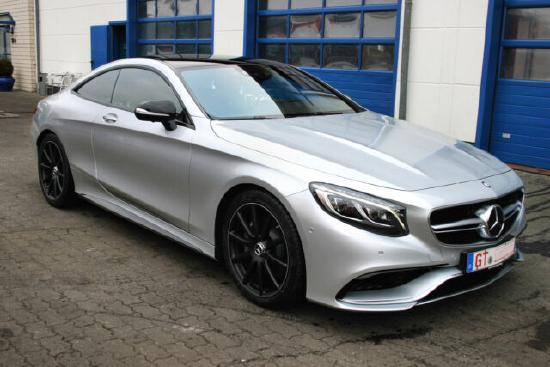 Mercedes Benz S-Coupe S 500 4-Matic AMG Umbau designo VOLL S63