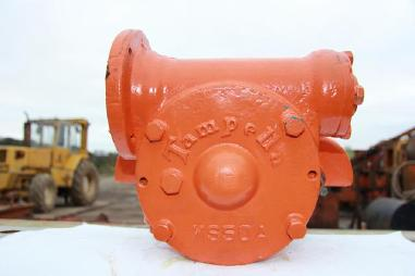 Otro - Tamrock Feed Gearbox KS50