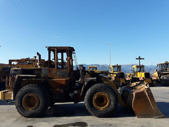 Caterpillar CAT 950F II FOR SPARE PARTS