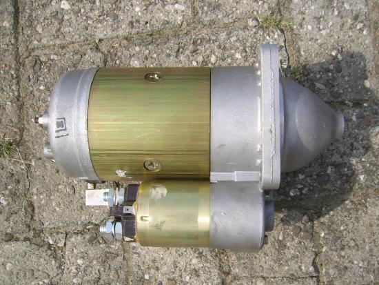 Anlasser für Dieselmotoren