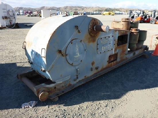 D-375 Duplex oilfield Mud Pump