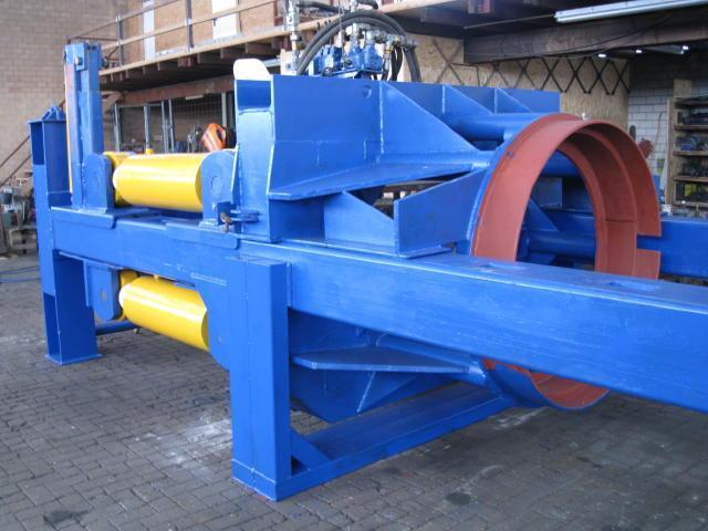水平定向钻机 - 其它 BPU 1400-6, Betriebsschließung kostengünstiger