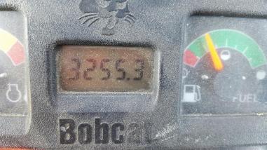 Mini ekskavatör - Bobcat 425