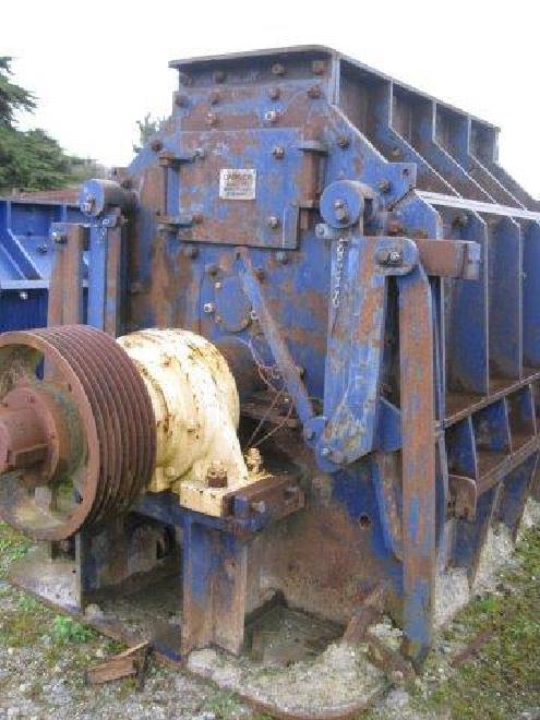 Mansfield # 5 Hammer Mill