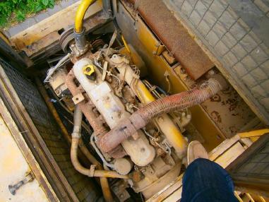 Excavadora de cadenas - Fiat-Allis FR18C