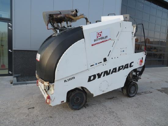 Dynapac PL500 TD