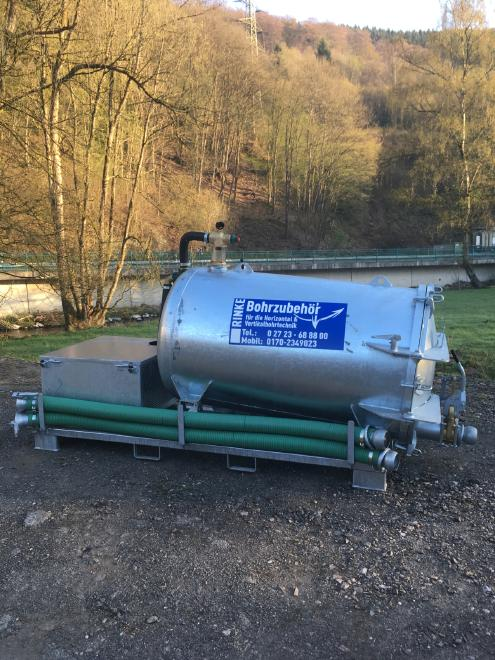 Rinke Suction Excavator