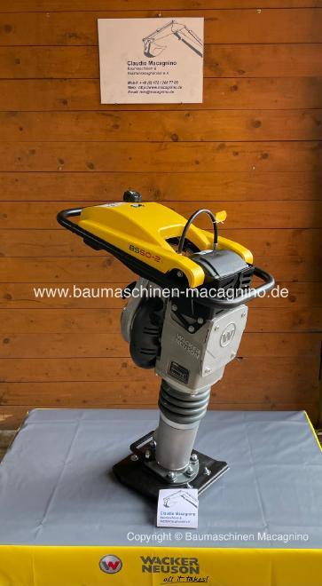 Wacker Neuson BS 50-2 Stampfer NEU