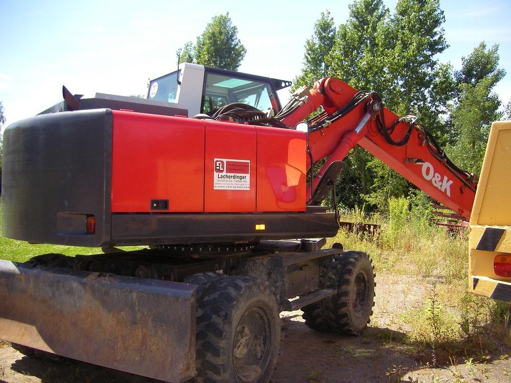 Mobilbagger - Sonstige MH 5 Compact