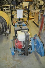 Accessoire - Divers petrol floorsaw