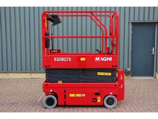 Magni ES0807E New And Unused, Electric, 7.8m Working Hei