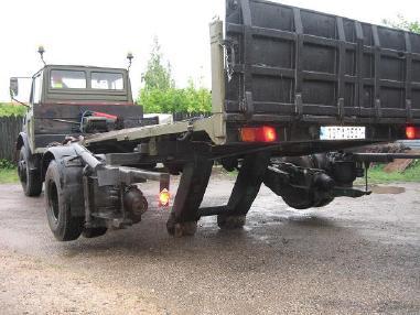 transporter automobila - Ostalo U1500
