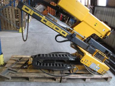 Piling rig - Orteco 800 SMART