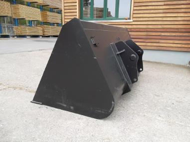 Cargadora telescópica - Manitou Leichtgutschaufel 2,5m3