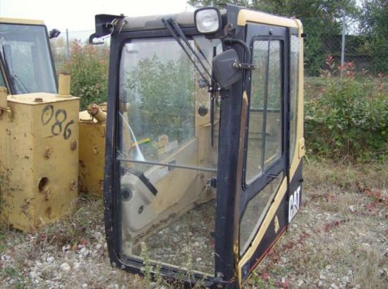 Caterpillar 317 NVA 9SR00280 CABINA