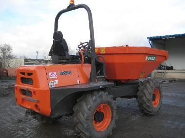 Dúmper articulado - Ausa Dumper D 600APG