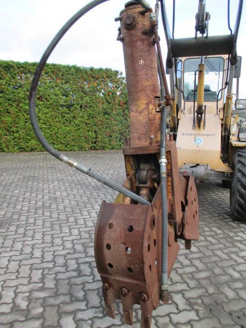 Anbaugeräte - Schalengreifer - Weimar - M 1000 - 2