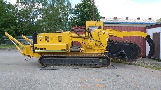 Vermeer T655 Commander