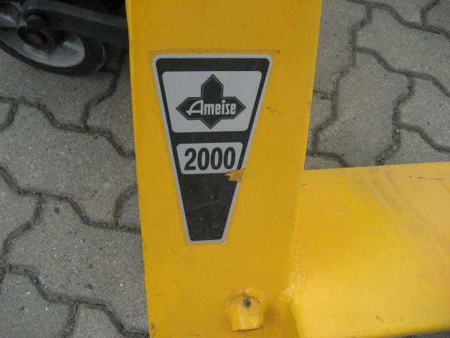 Hubwagen - Jungheinrich - Ameise 2000 - 2