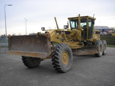 Grader - Caterpillar CAT 140H