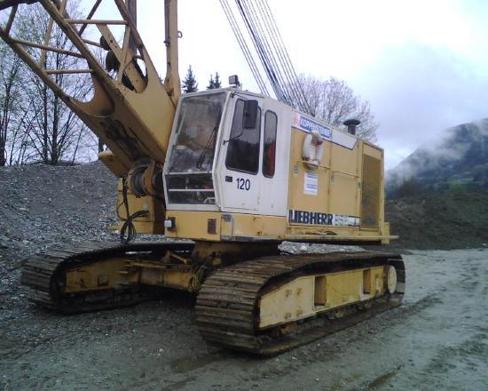 Liebherr HS 852 HD