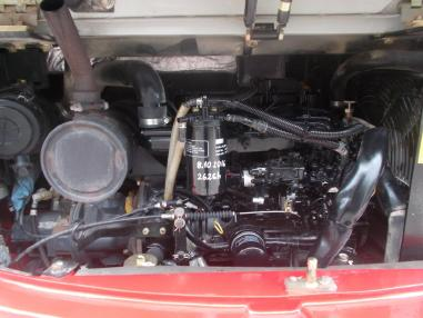 Miniexcavadora - Takeuchi tb 250,2626Bst,2012,martin schnell.+3loffel,neue k