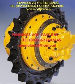 Endantrieb / Fahrmotor - Yanmar Yanmar B und Y