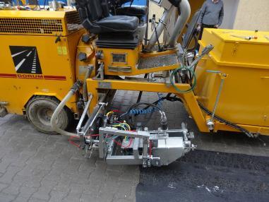 stroj za obilježavanje ulica - Ostalo Borum 250