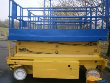 Makaslı platform - Holland Lift X105EL12