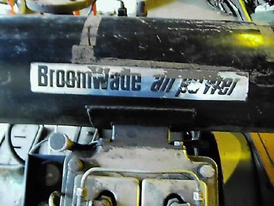 Broom-Wade Hochdruckkompressor